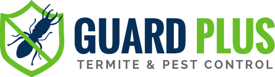 Guard Plus Termite & Pest Control Logo
